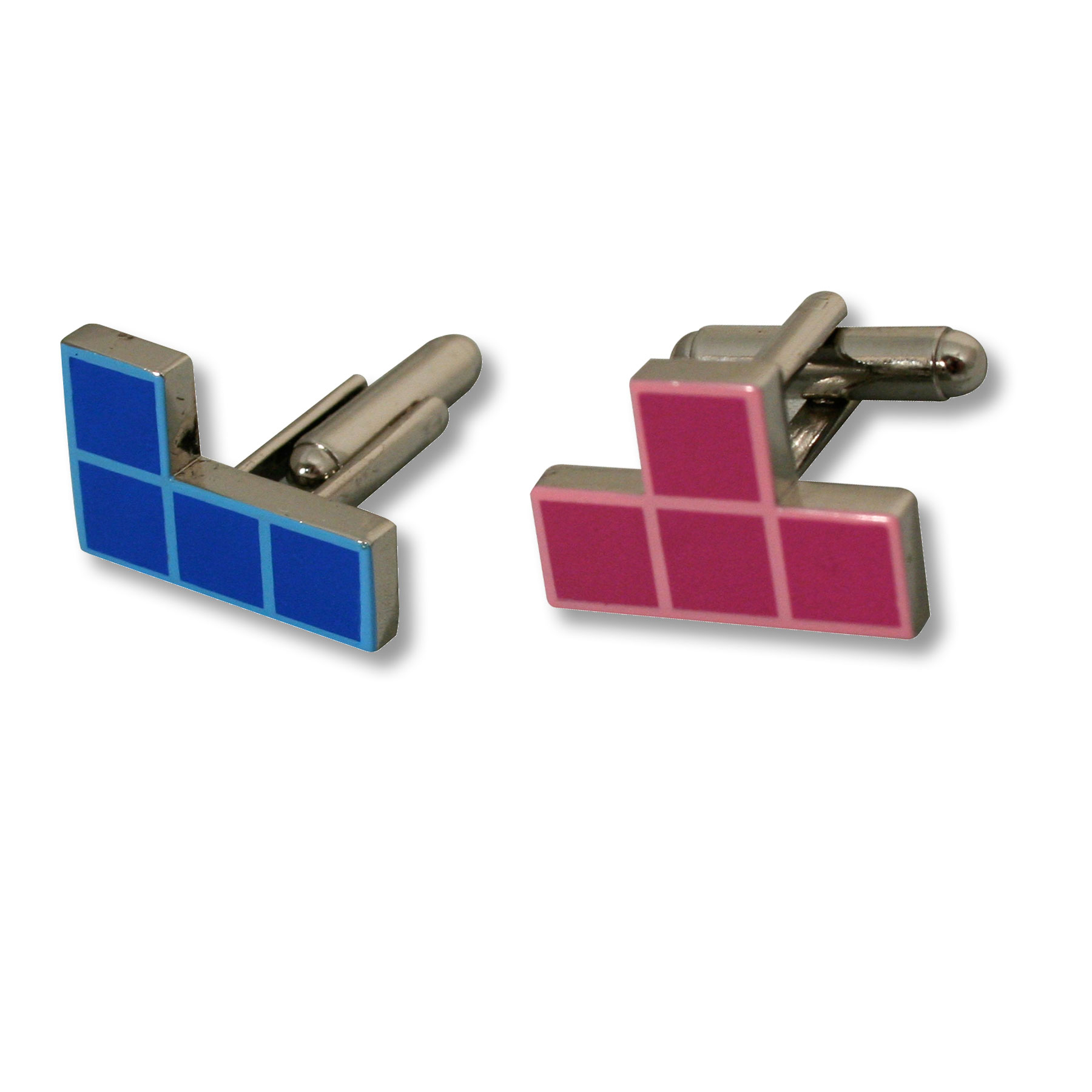 Photograph: Tetris Cufflinks