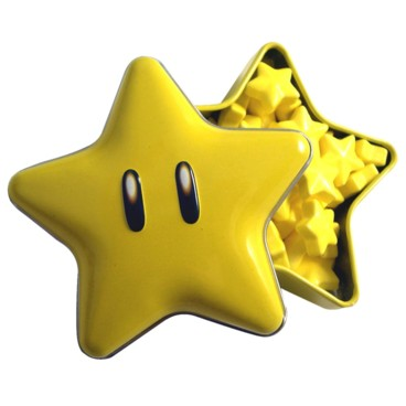 Photograph: Nintendo Super Star Candies
