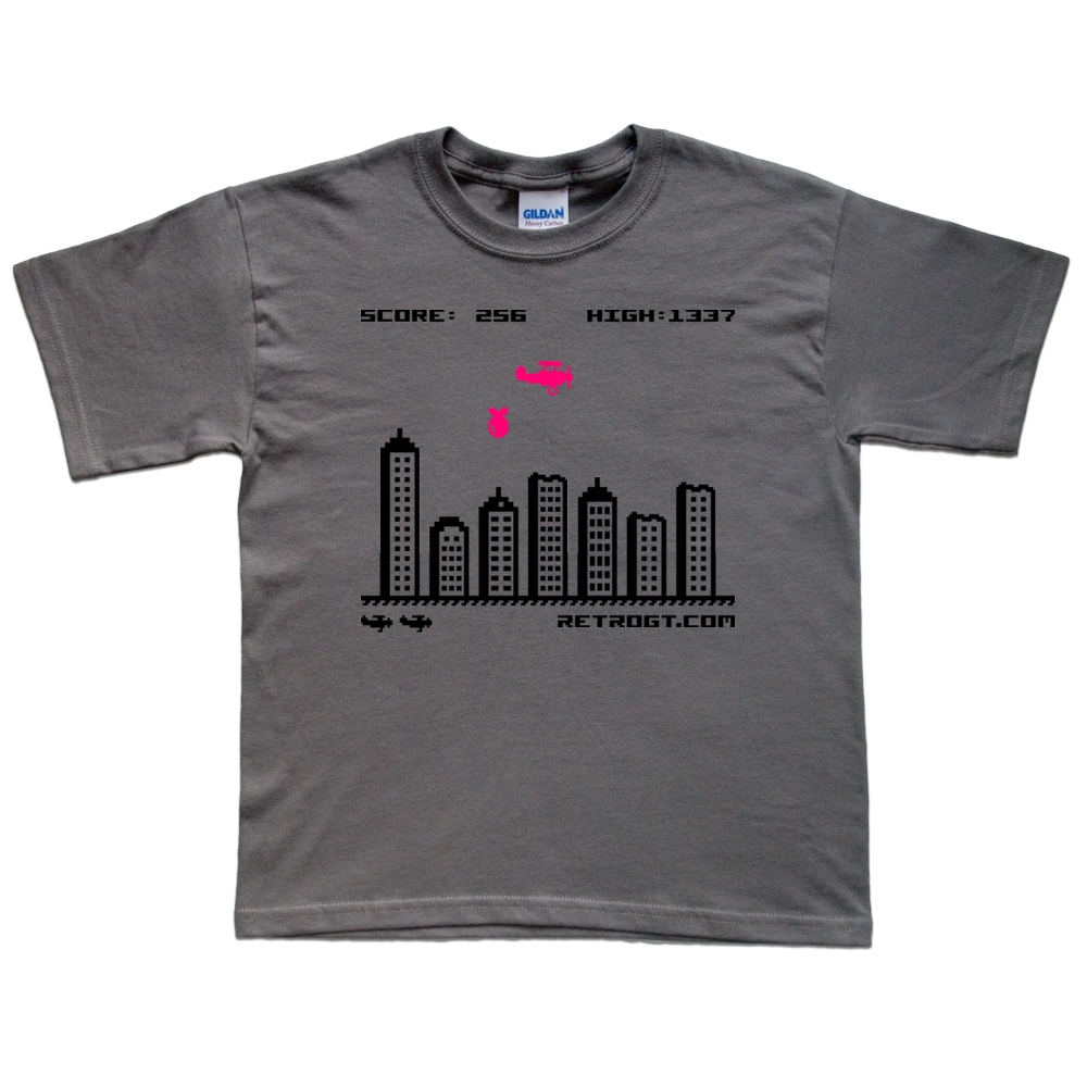City Bomber Kid's T-Shirt