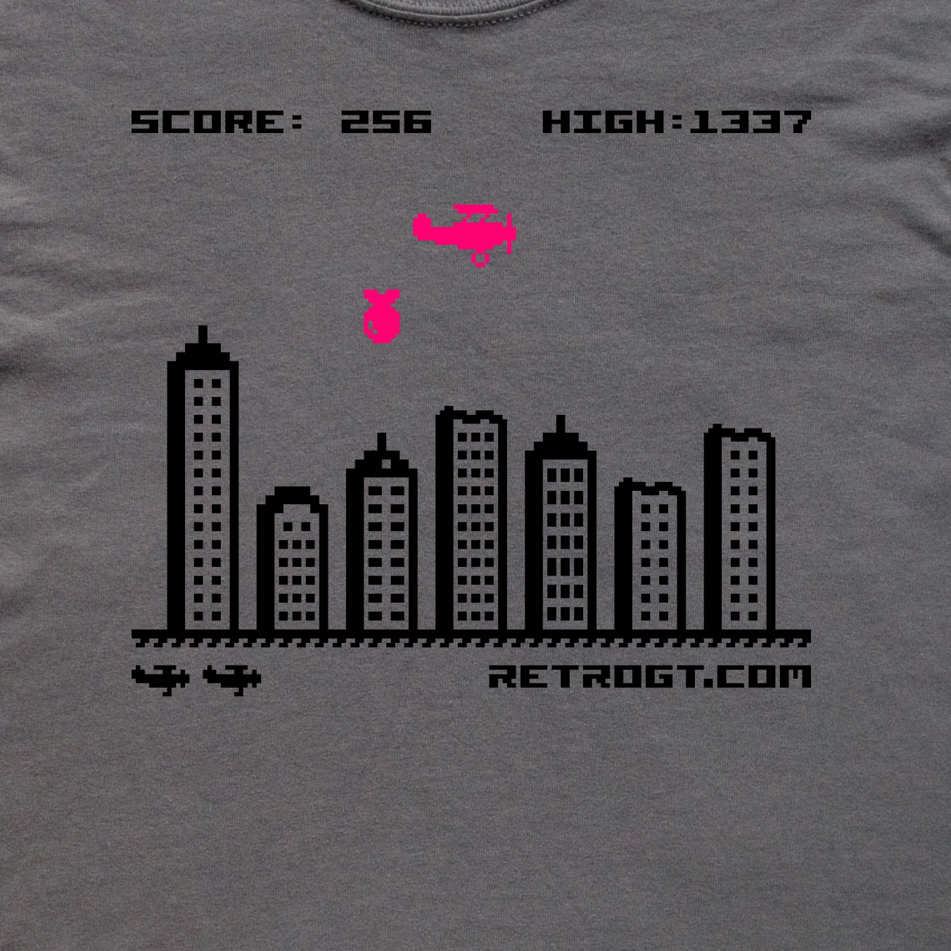 Alternative photo: City Bomber Kid's T-Shirt