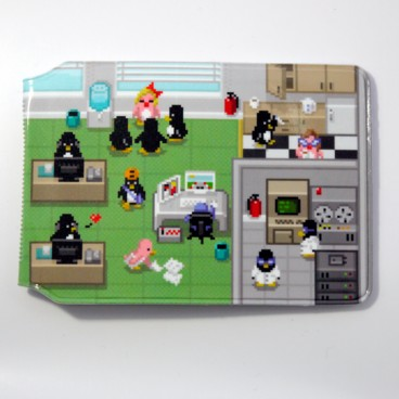 Photograph: Pixel Penguin Office Card holder