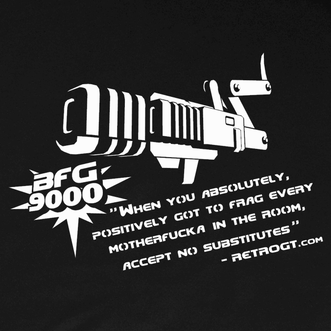Alternative photo: BFG 9000 Hoodie