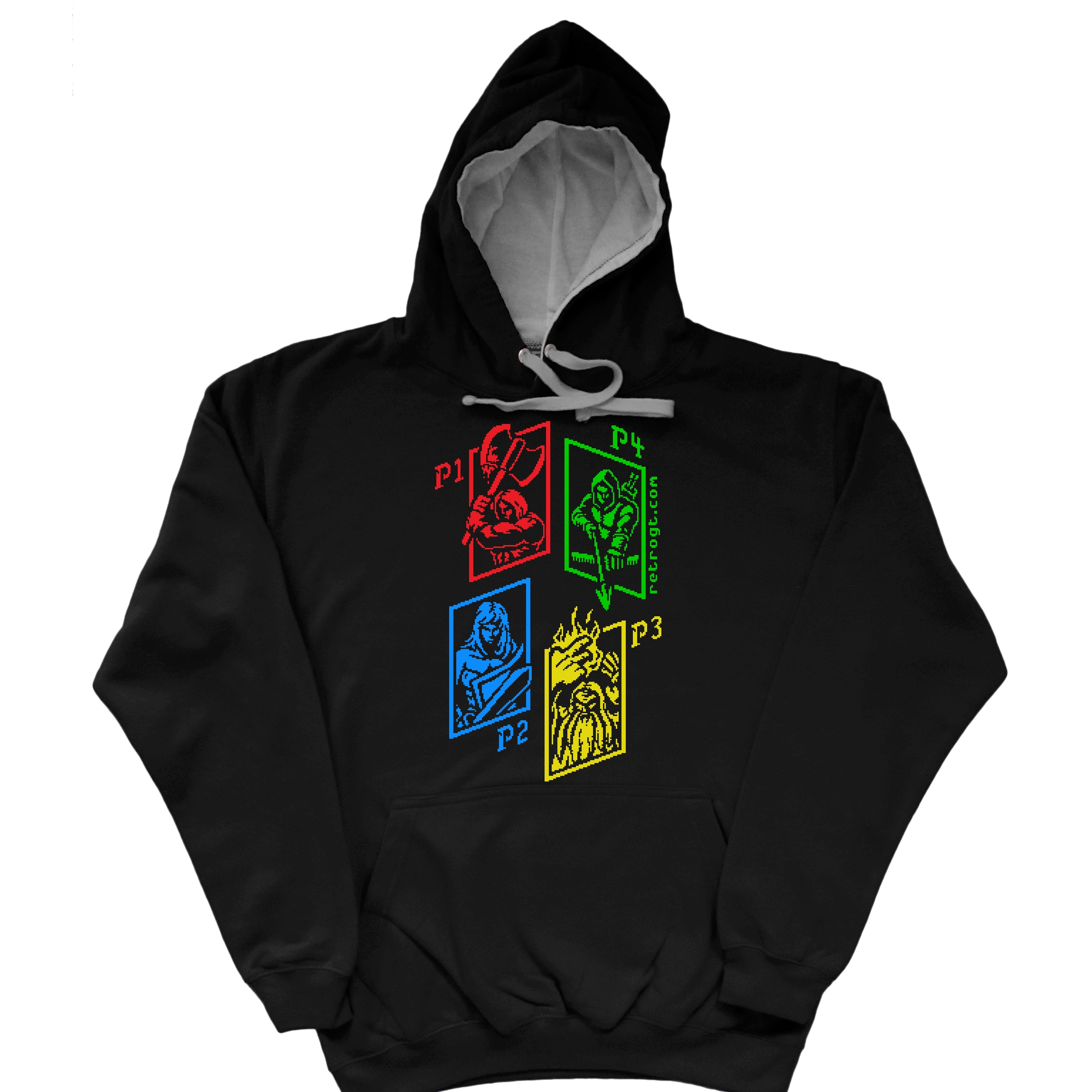 Alternative photo: Dungeon Crawler Hoodie