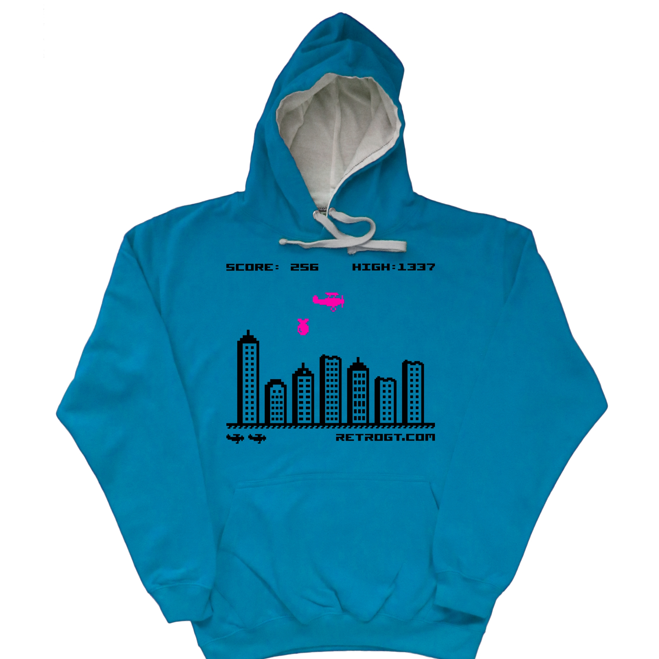 Alternative photo: City Bomber Hoodie