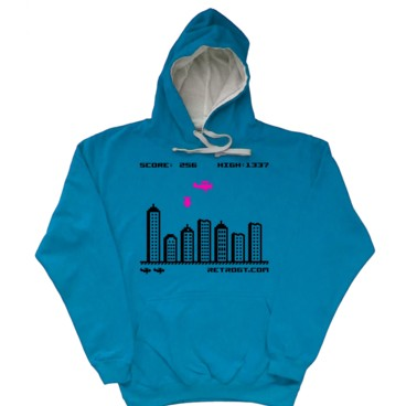 Photograph: City Bomber Hoodie