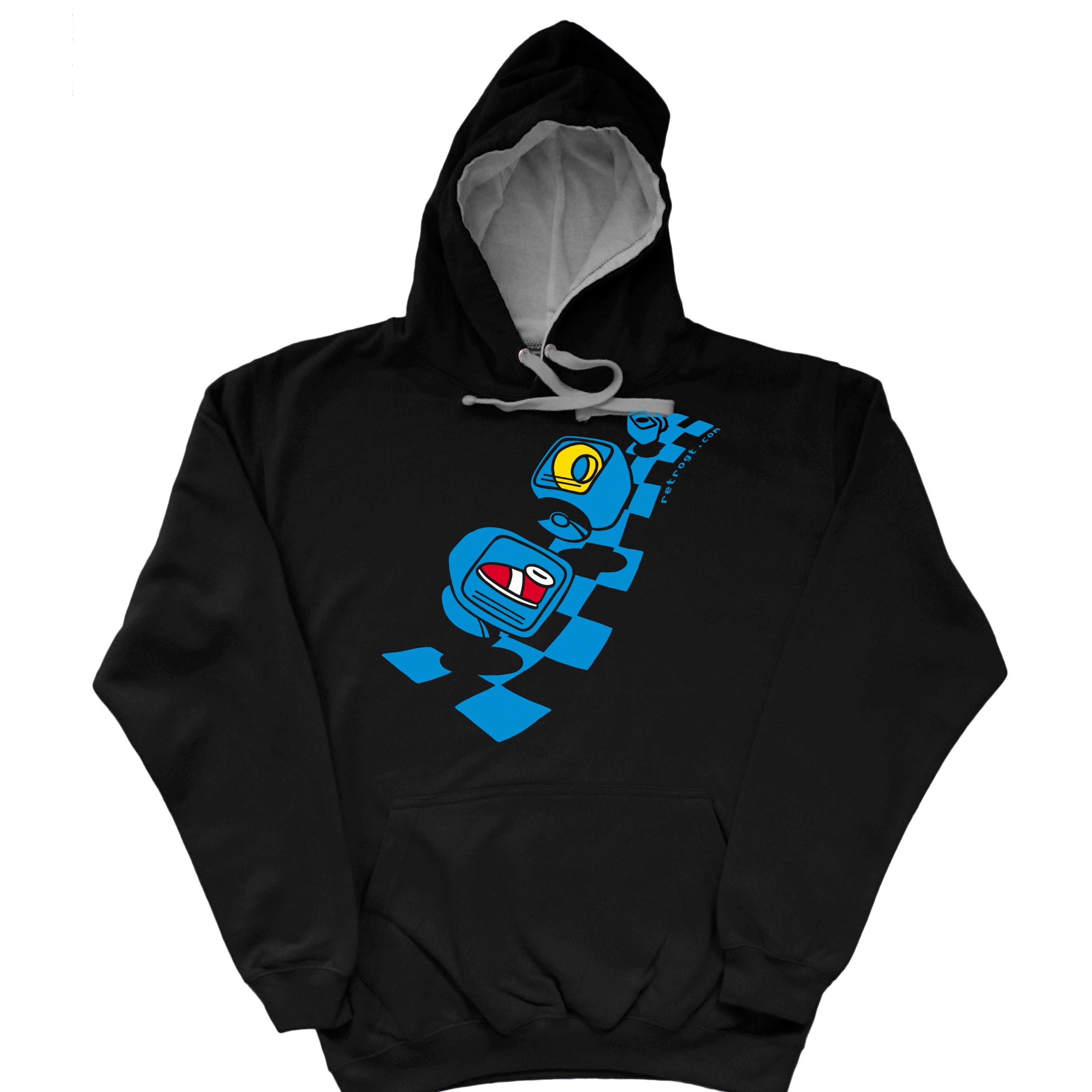 Green Hill Zone Power-Ups Hoodie