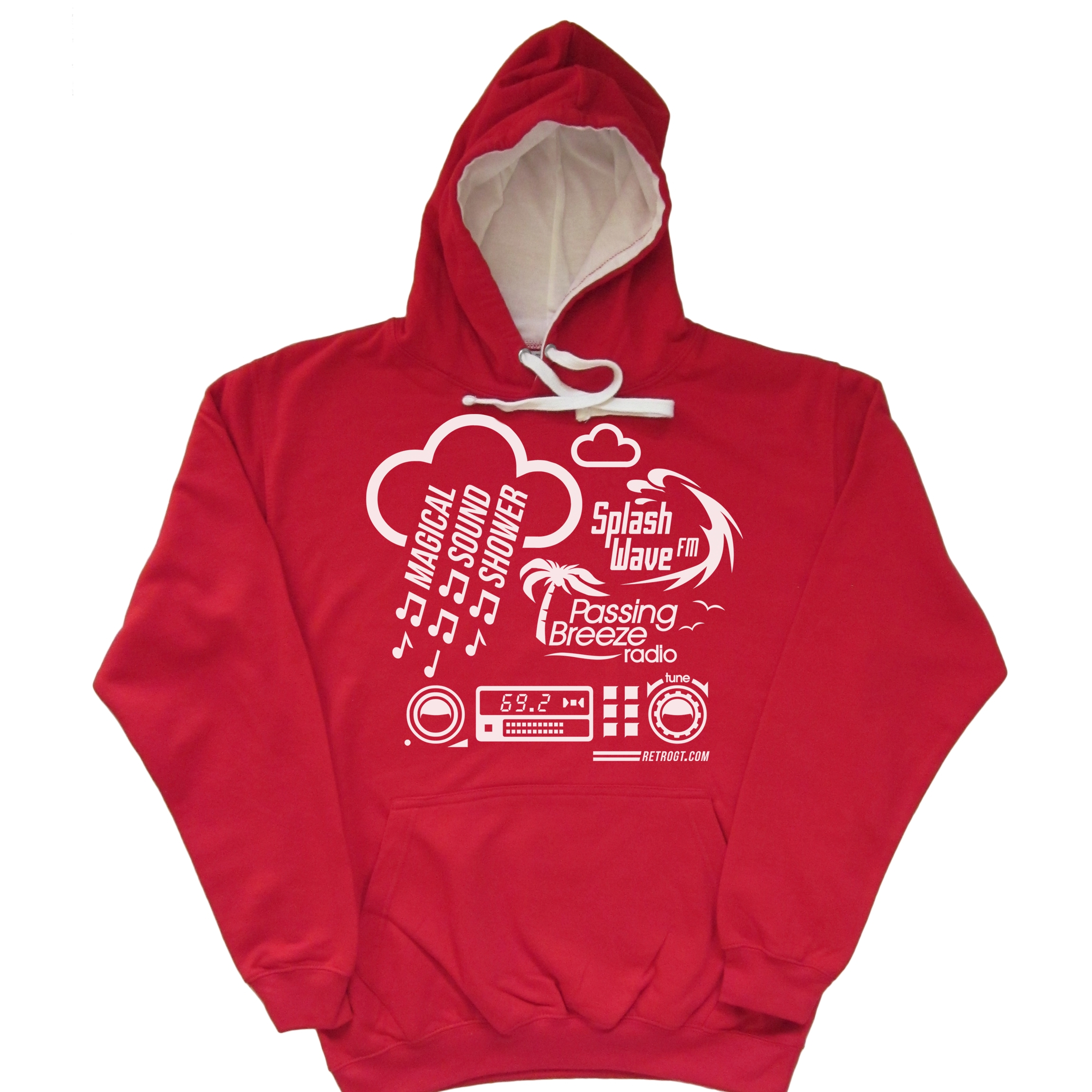 Magical Sound Shower Hoodie