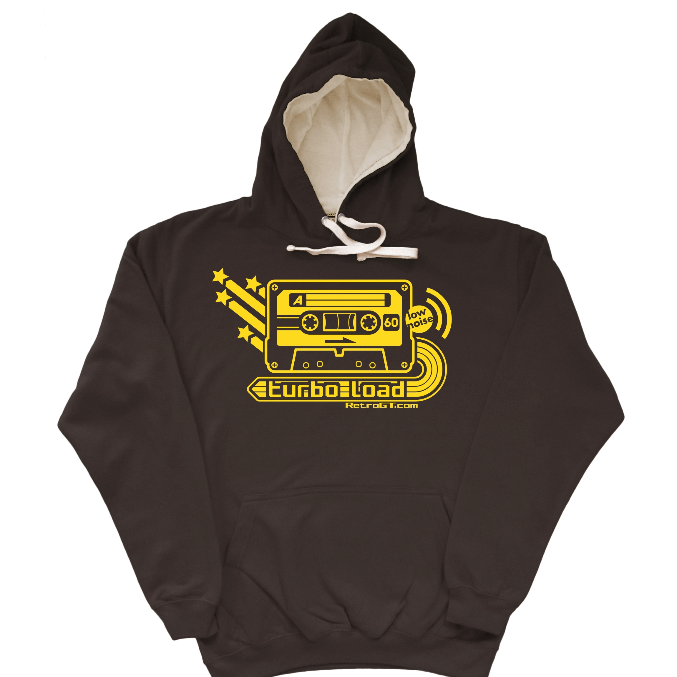 Alternative photo: Cassette Tape Hoodie