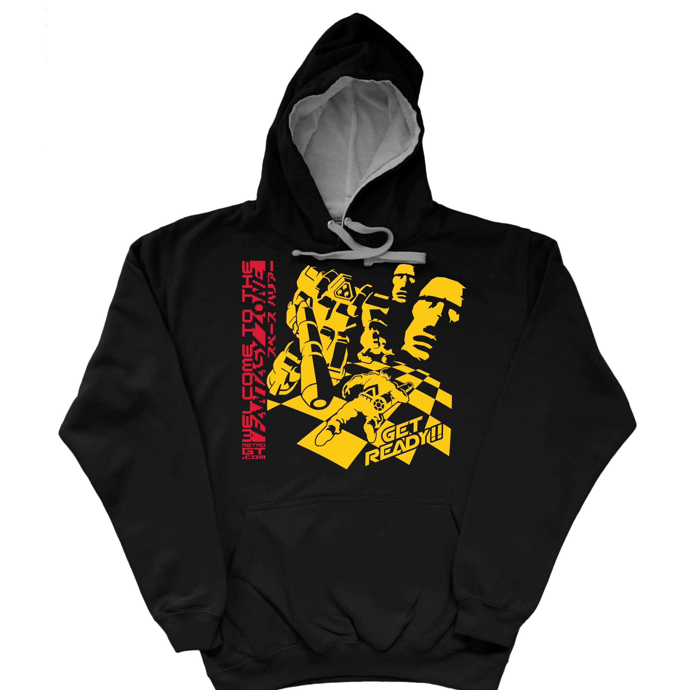 Welcome To The Fantasy Zone Hoodie