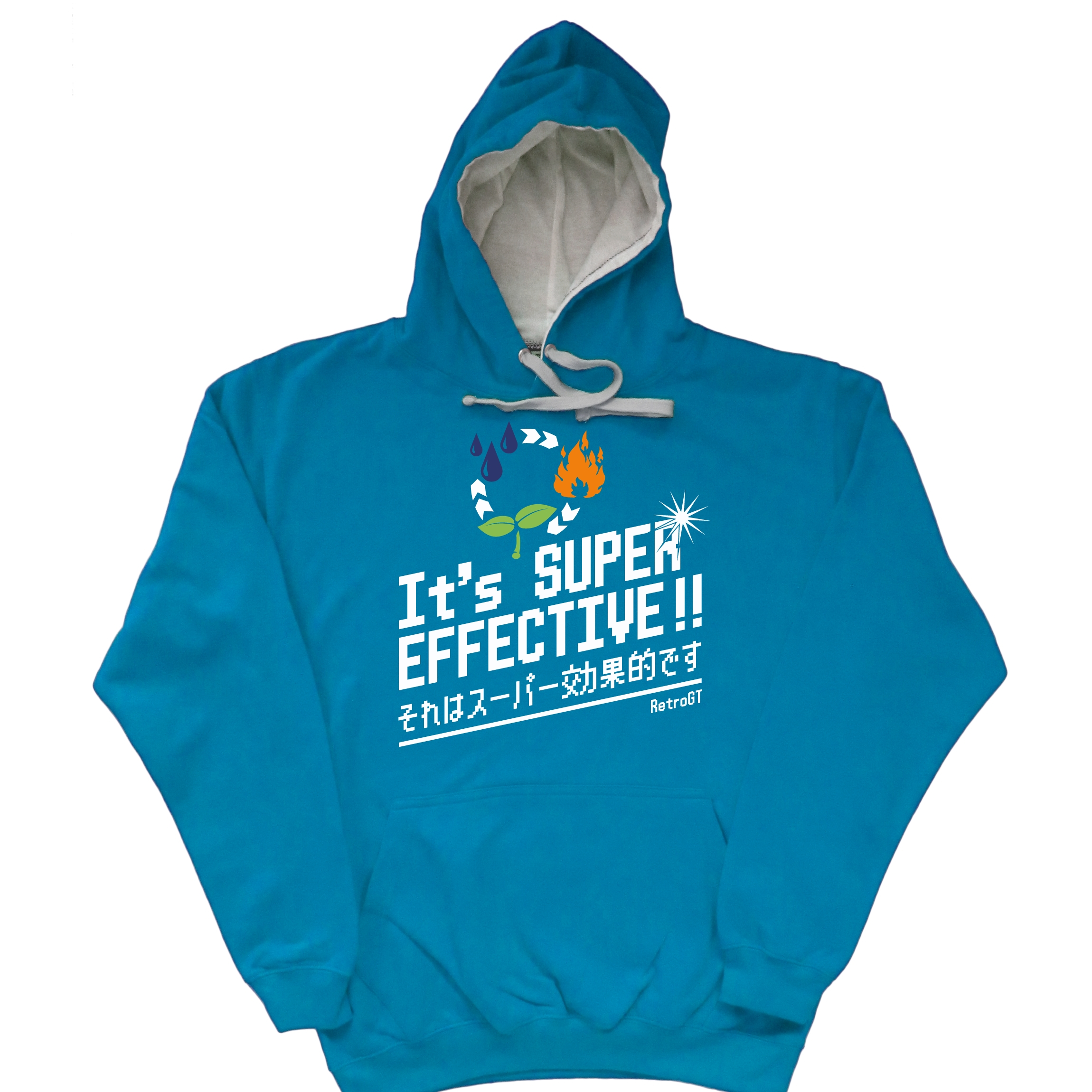 Alternative photo: It's Super Effective! Hoodie