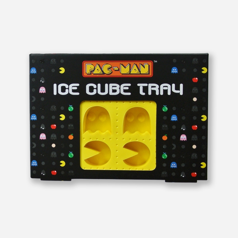 Alternative photo: Pac Man Ice Cube Tray