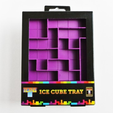 Photograph: Tetris Ice Cube Tray