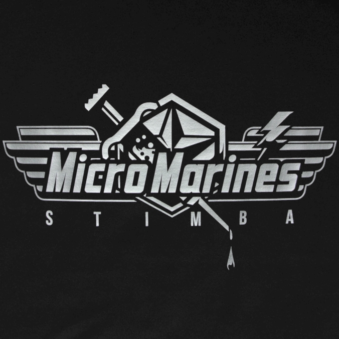 Alternative photo: Micro Marines Hoodie