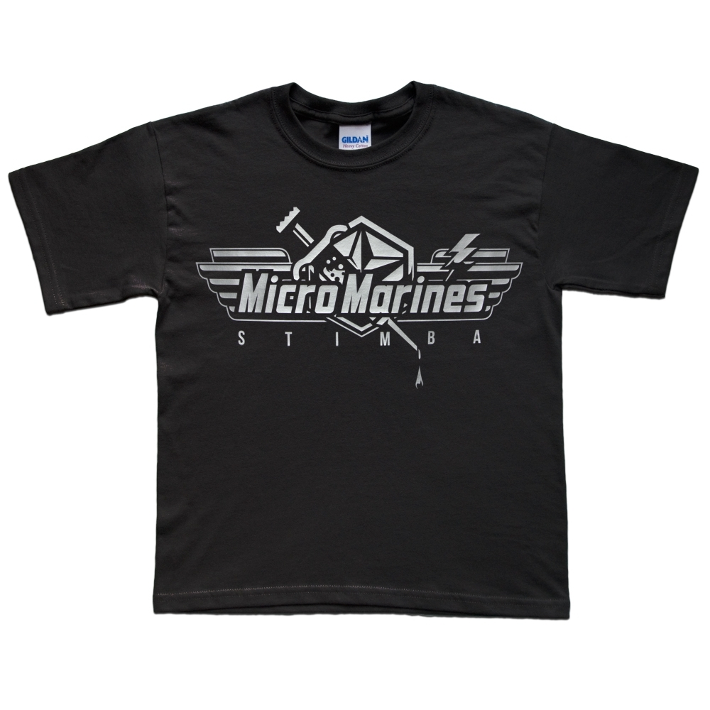 Photograph: Micro Marines Kids T-shirt