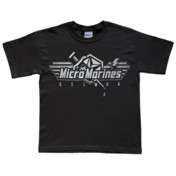 Micro Marines Kids T-shirt