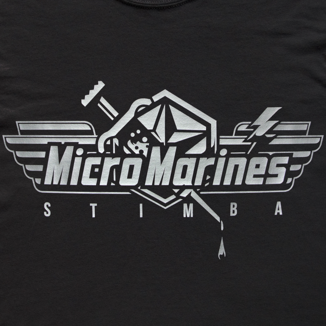 Alternative photo: Micro Marines Kids T-shirt
