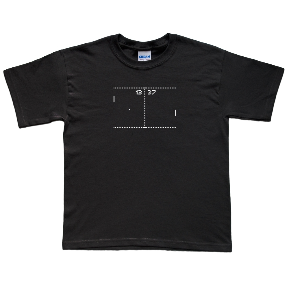 Photograph: Kid's Pong T-Shirt