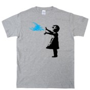 Hadoken Girl T-Shirt