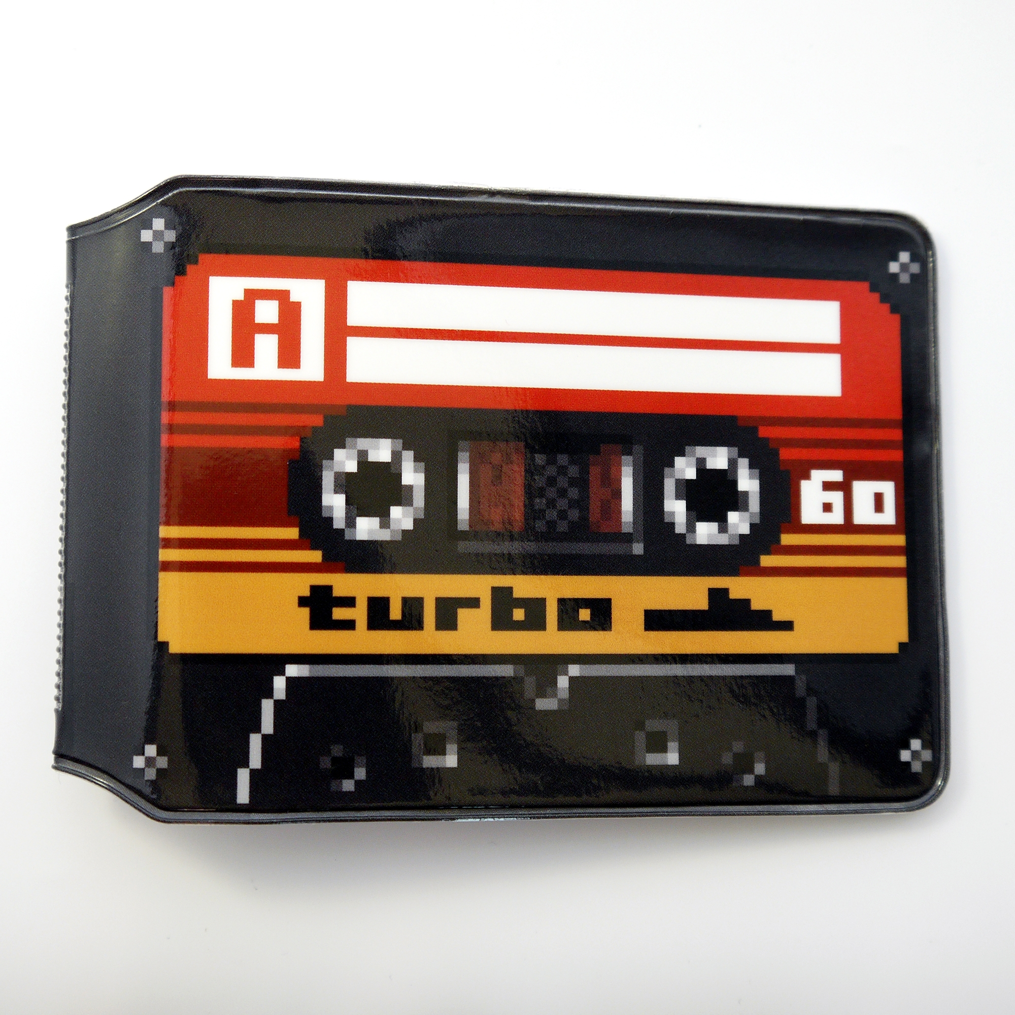 Cassette Travel Card Holder