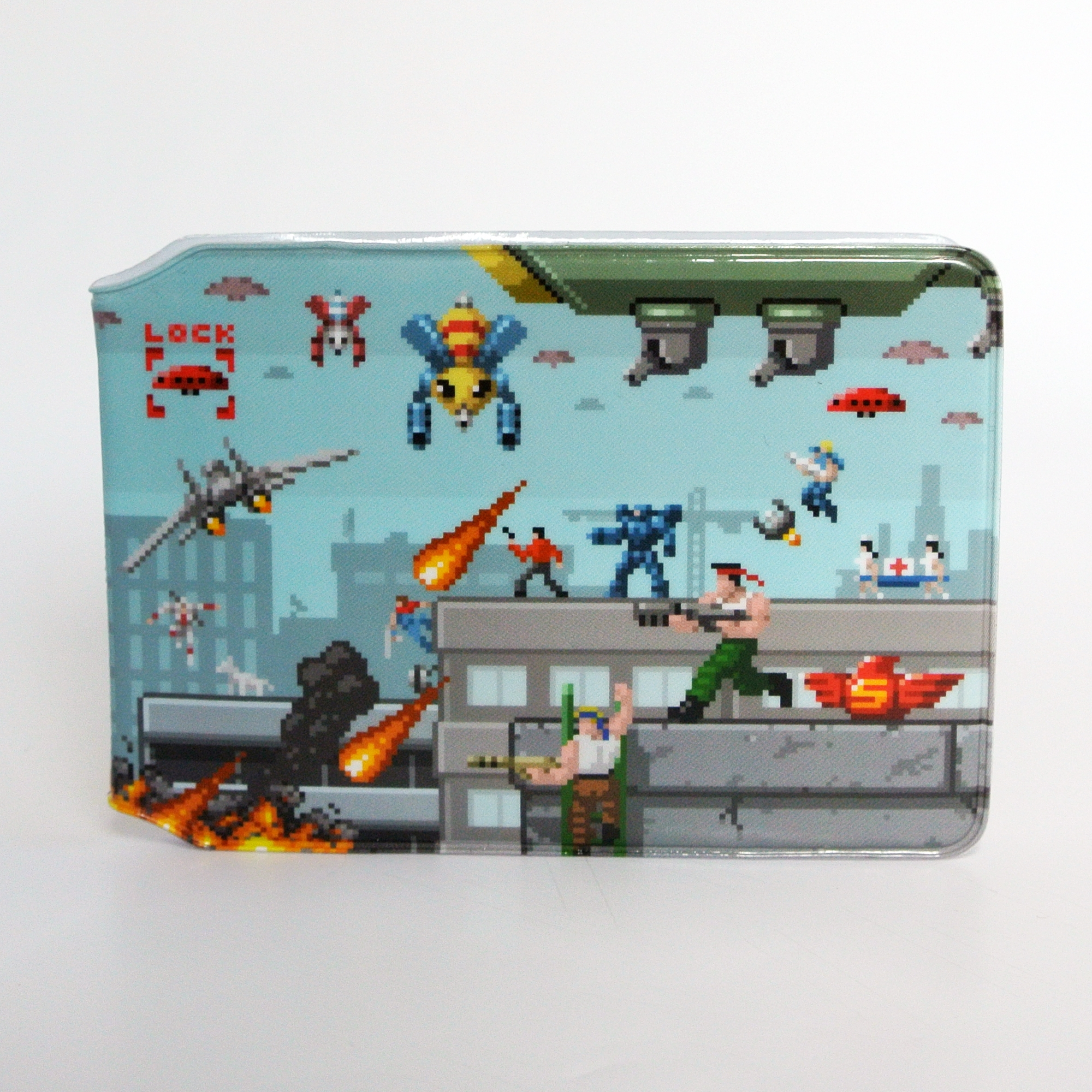 Urban Invasion Travel Card Holder