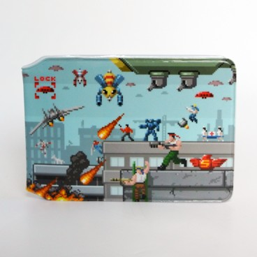 Photograph: Urban Invasion Travel Card Holder
