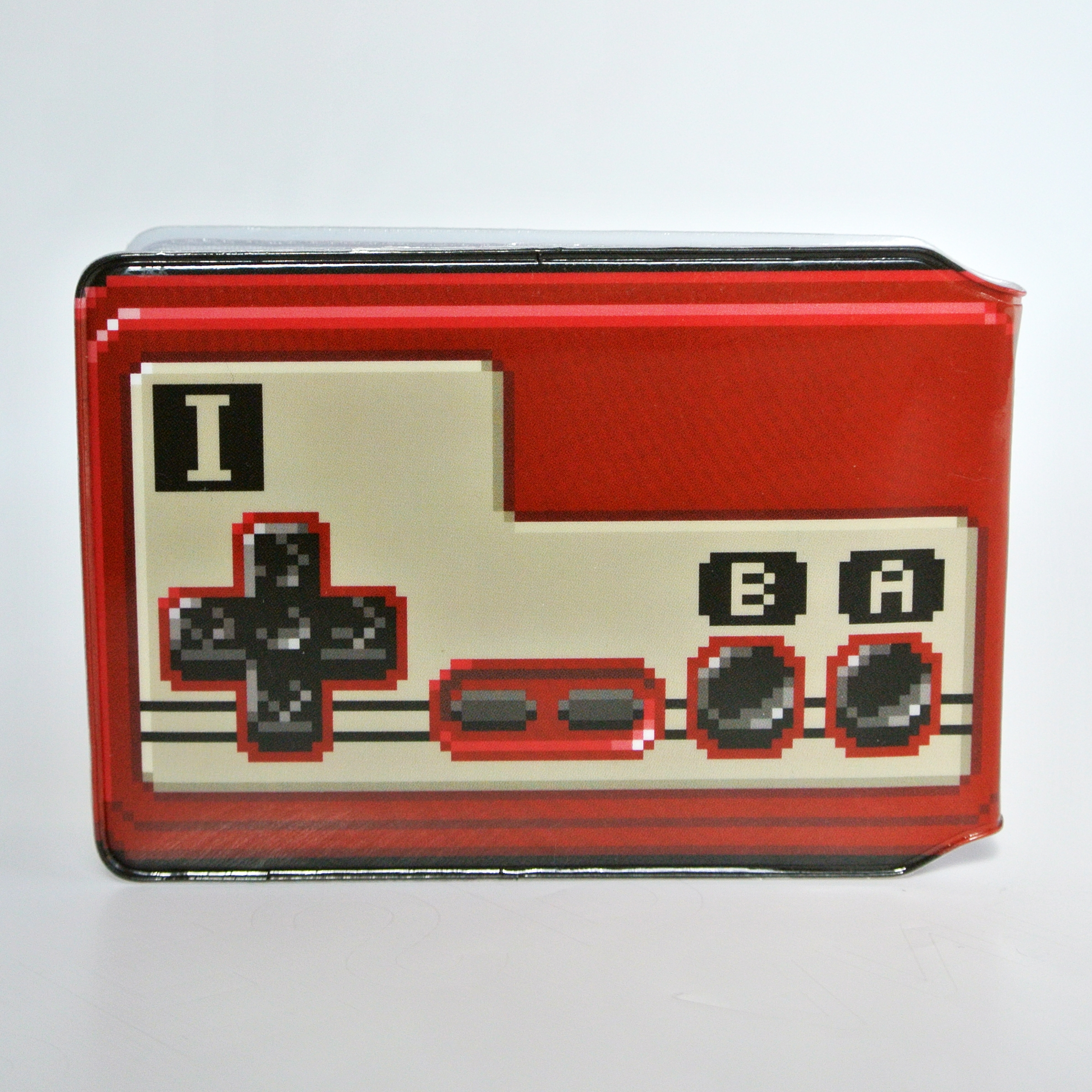 Pixel Famipad Card Holder