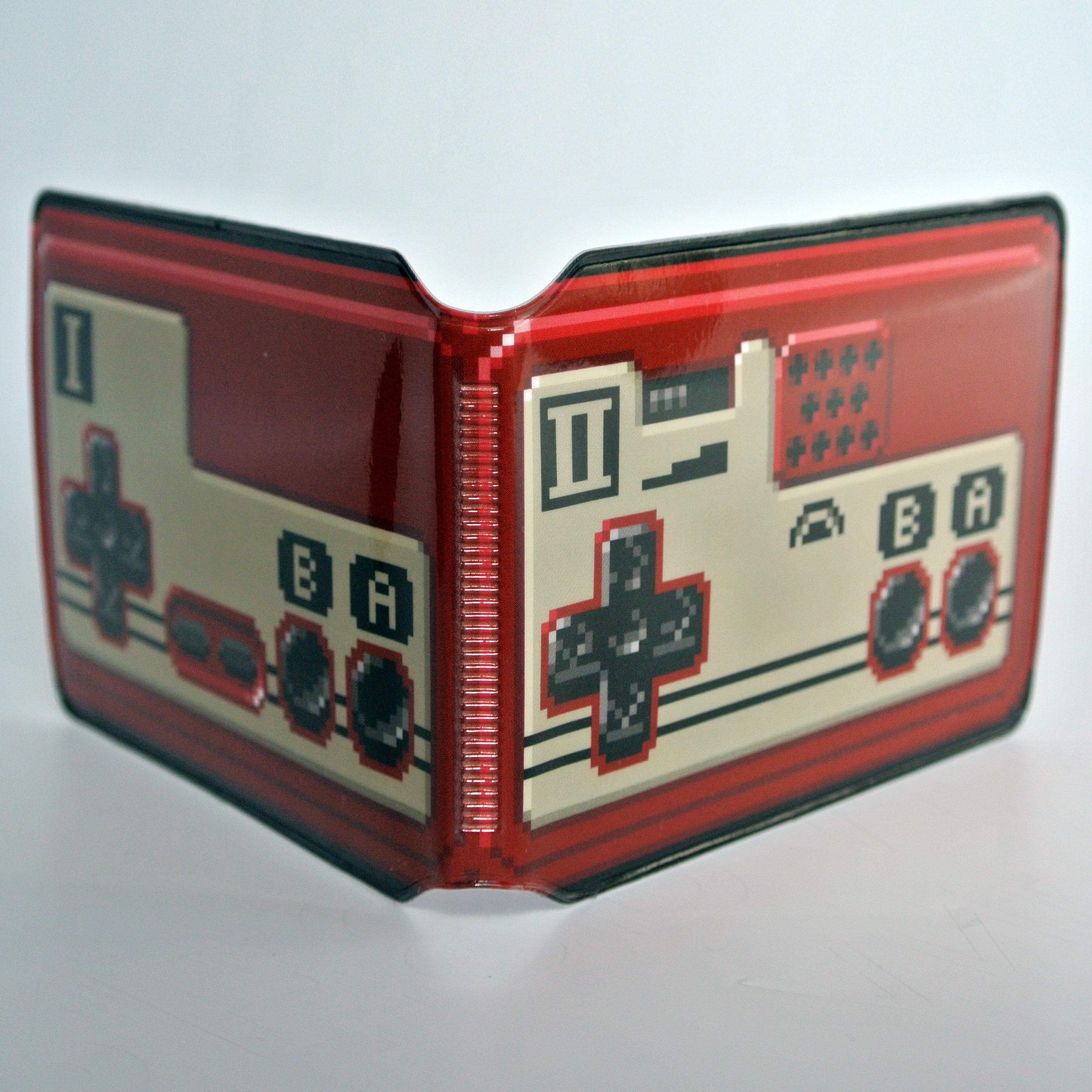 Alternative photo: Pixel Famipad Card Holder