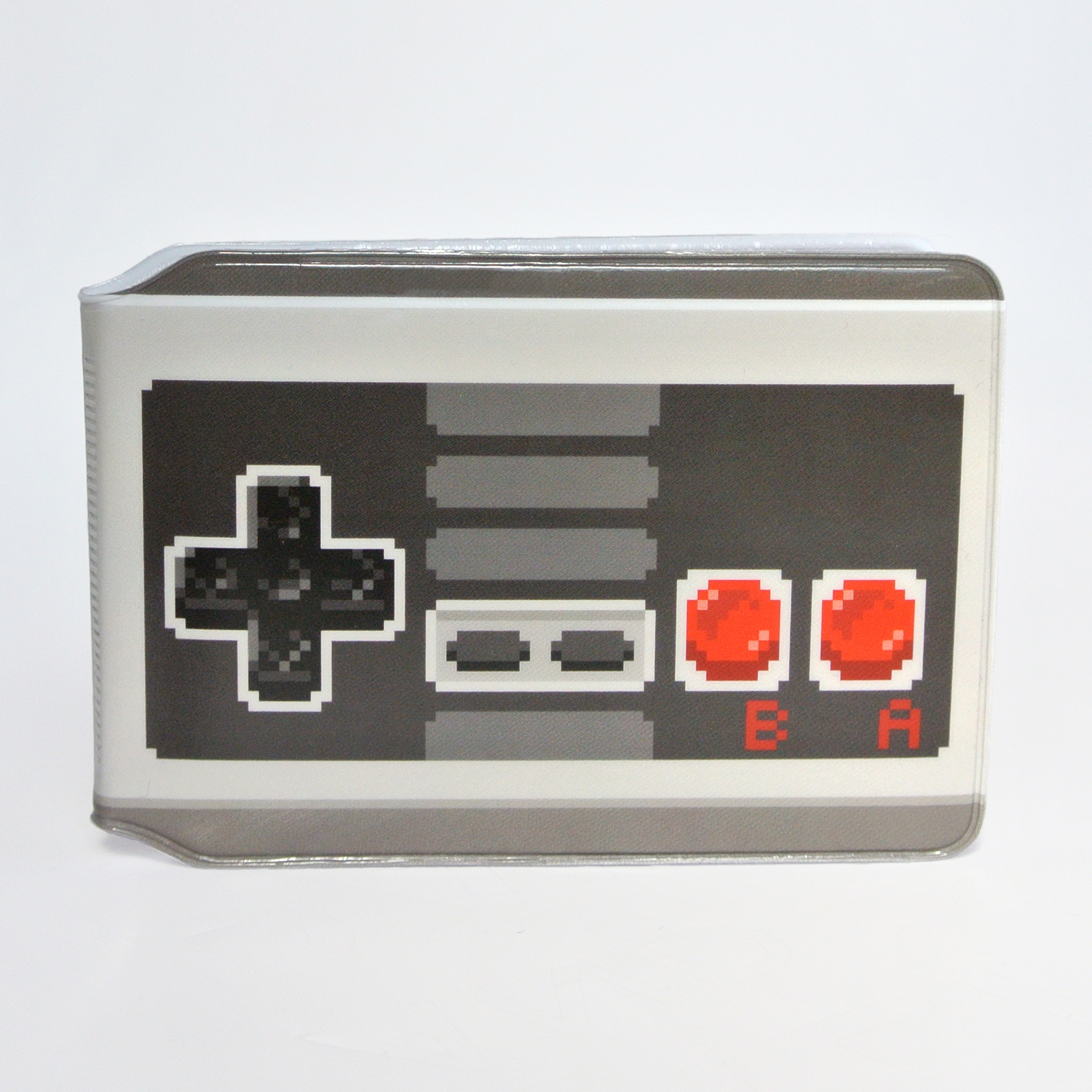 Pixel 8-Bit Joypad Card Holder