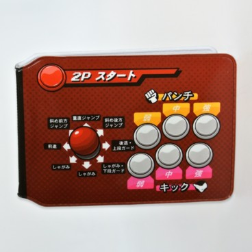 Photograph: Fighters Arcade Panel Card Holder