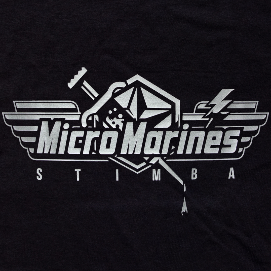 Alternative photo: Micro Marines T-Shirt