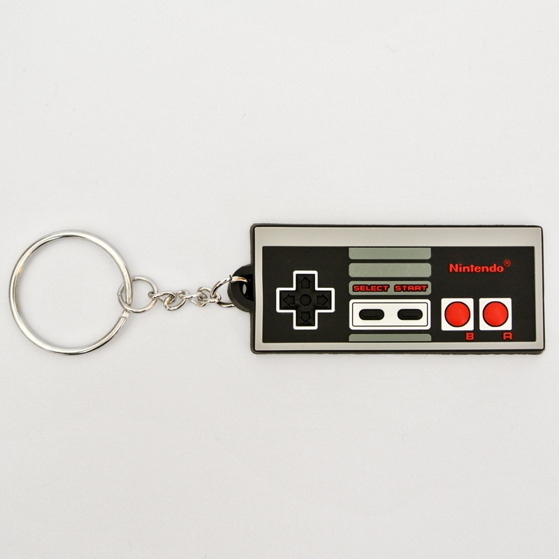 Alternative photo: Nintendo Controller Key Ring