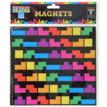 Photograph: Tetris Magnet Set