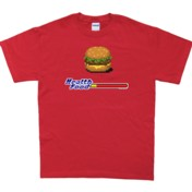 Health Food Burger T-Shirt