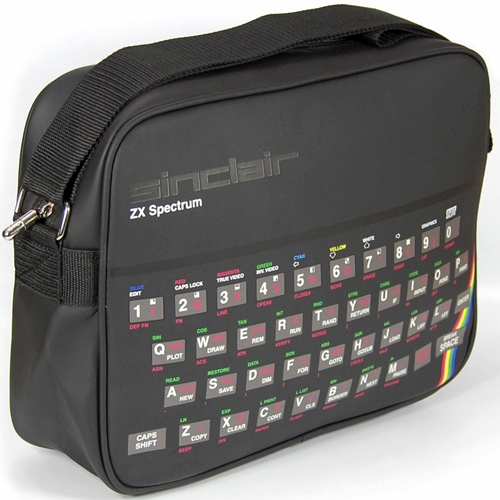 Alternative photo: ZX Spectrum Shoulder Bag