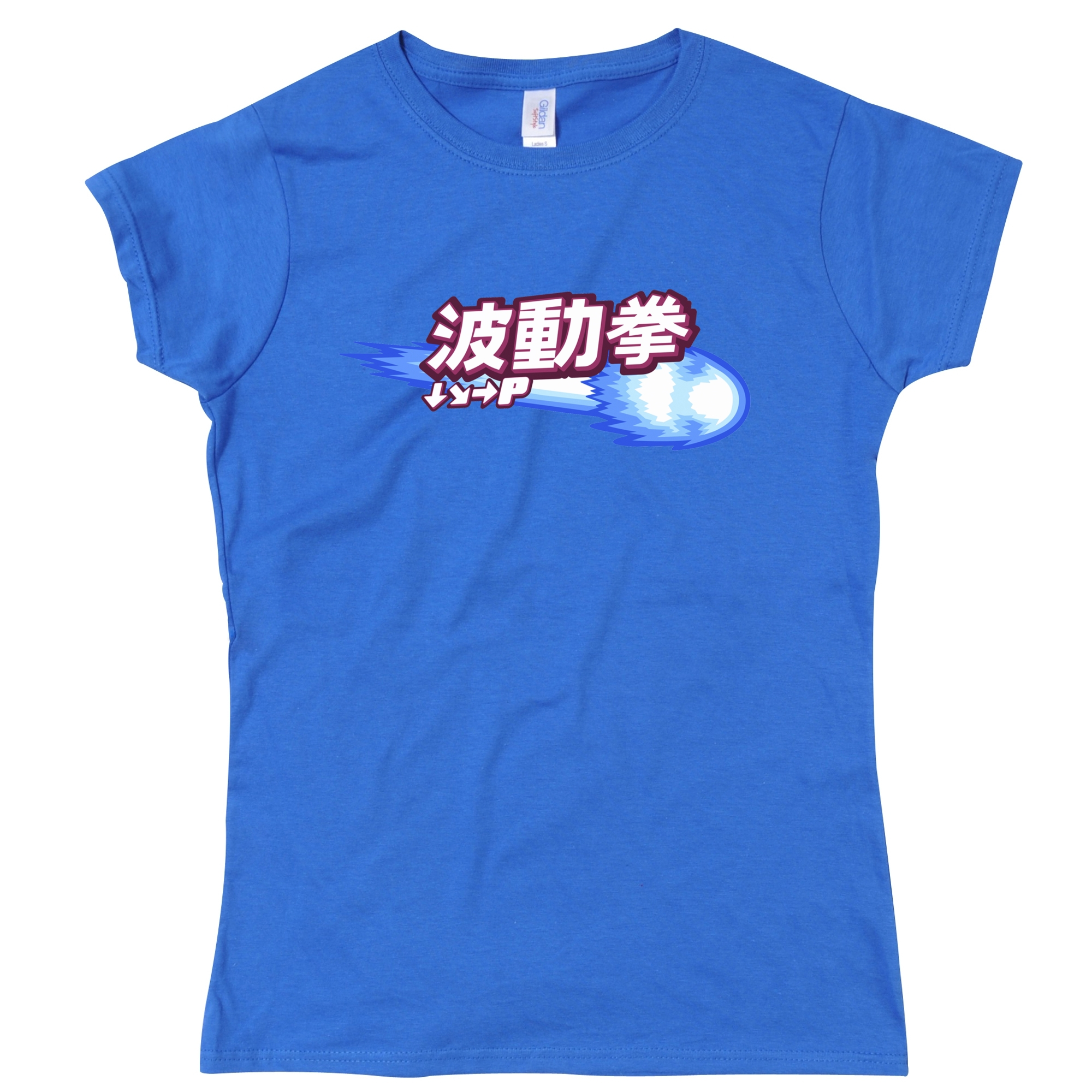 Hadoken Fireball Girl's T-Shirt