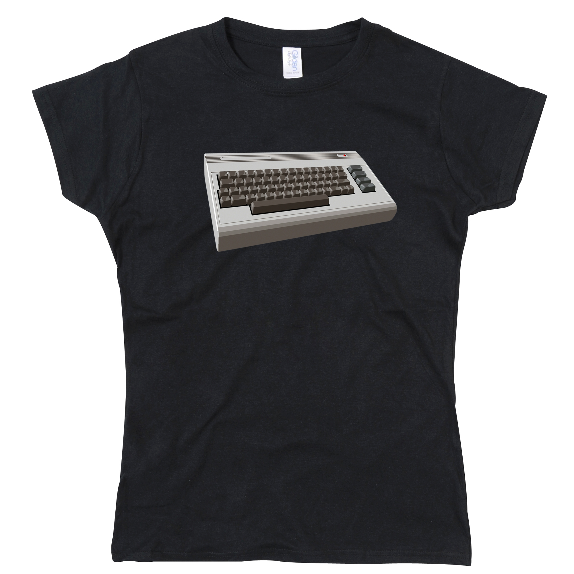Commodore 64 Girl's T-Shirt