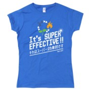 It's Super Effective! Girls T-Shirt