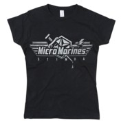 Micro Marines Girls T-shirt