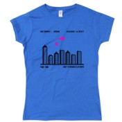 City Bomber Girls T-Shirt