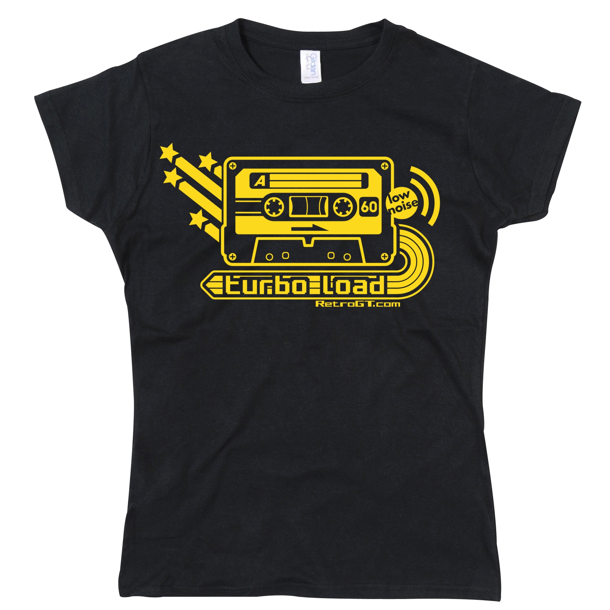 Cassette Tape Girls T-Shirt