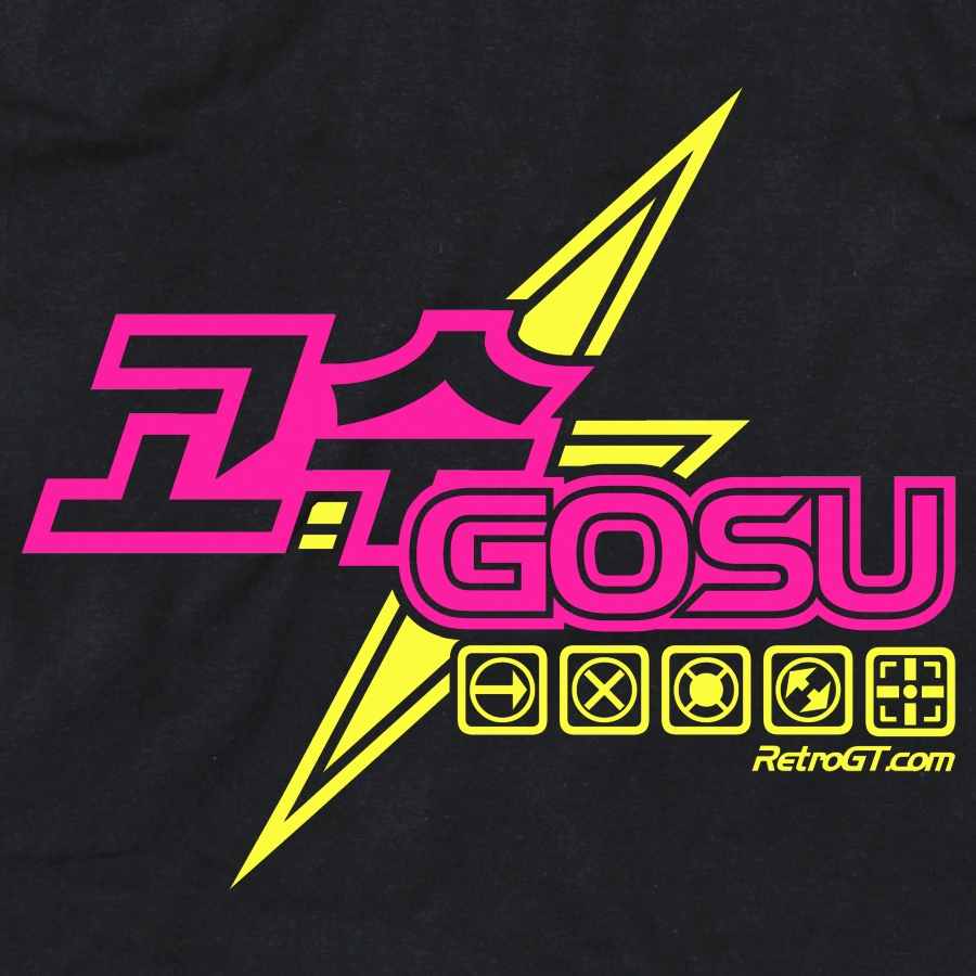 Alternative photo: GOSU Girls T-Shirt