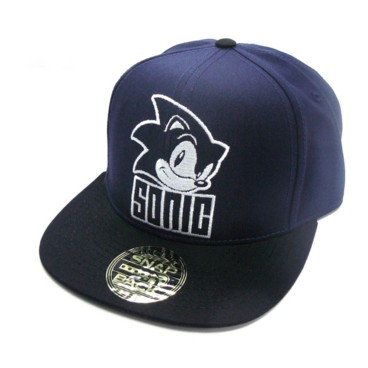 Photograph: Sonic The Hedgehog Snapback Cap