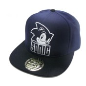 Sonic The Hedgehog Snapback Cap
