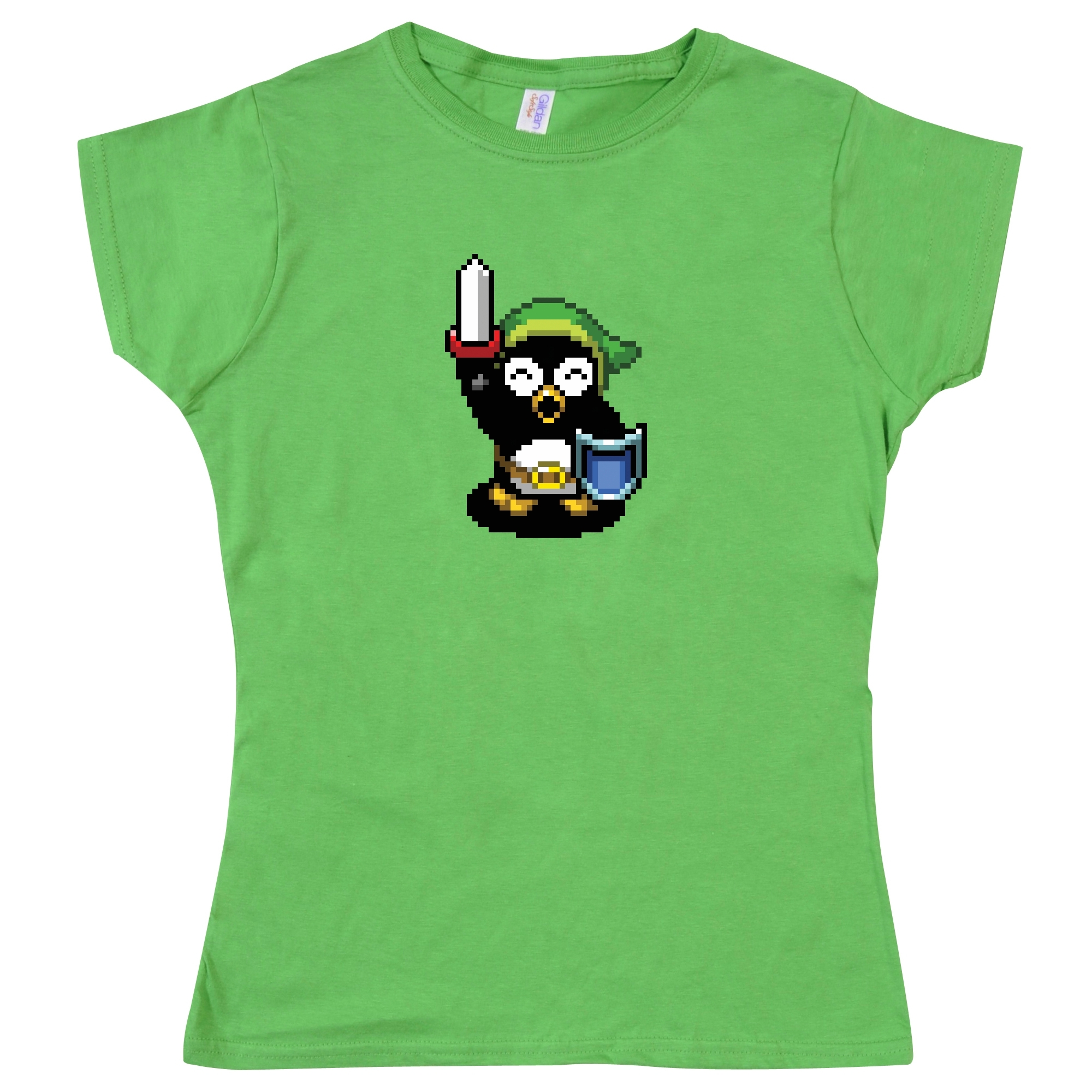 Alternative photo: Legend of Penguin Girls T-shirt