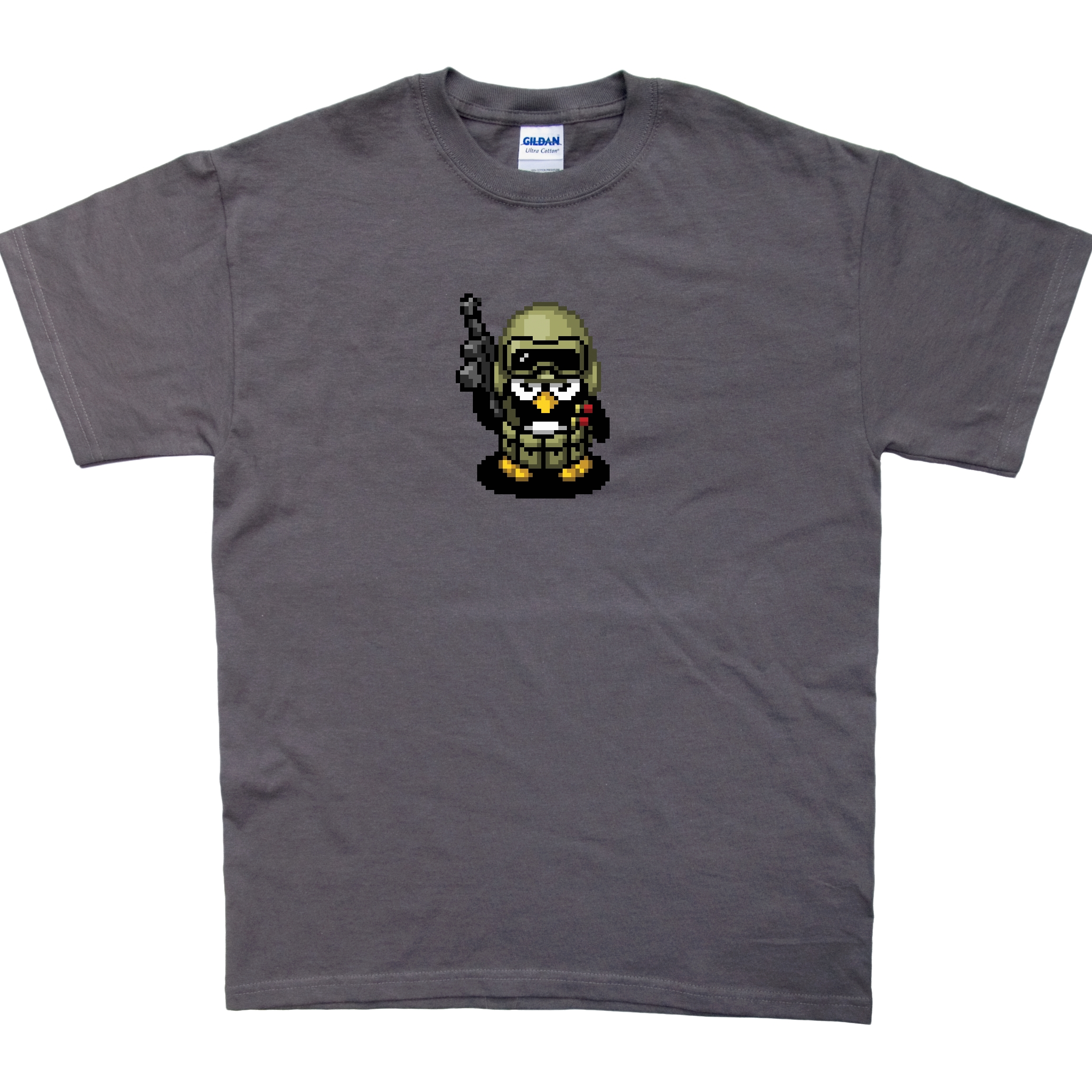 Penguin Soldier T-Shirt