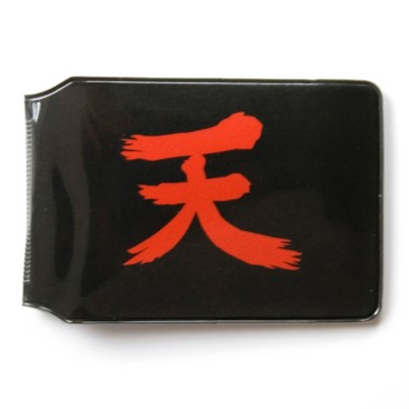 Photograph: Raging Demon Travel Card Holder