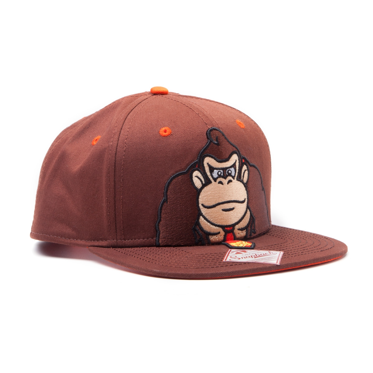 Alternative photo: Donkey Kong Snapback Cap