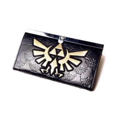 Photograph: Legend of Zelda Purse