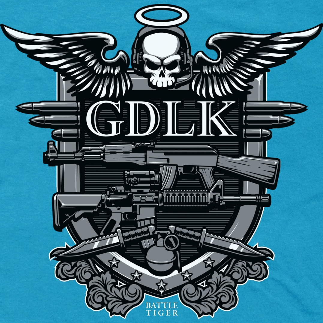 Alternative photo: GDLK T-Shirt