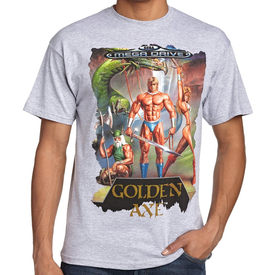Golden Axe T-Shirt